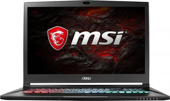 Ноутбук MSI GS73VR 7RG-083RU Stealth Pro 4K 17.3 3840x2160 Intel Core i7-7700HQ 2 Tb 512 Gb 32Gb nVidia GeForce GTX 1070 8192 Мб черный Windows 10 Home 9S7-17B312-083 ноутбук lenovo legion y920 17ikb 17 3 1920x1080 intel core i7 7820hk 2 tb 1024 gb 32gb nvidia geforce gtx 1070 8192 мб черный windows 10 home 80yw000ark