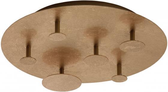 Потолочный светодиодный светильник RegenBogen Life Галатея 6 452012606 потолочный светодиодный светильник regenbogen life галатея 452014101
