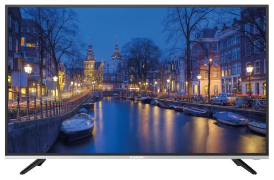 "Телевизор LED Hyundai 32"" H-LED32R401BS2 черный/HD READY/60Hz/DVB-T2/DVB-C/DVB-S2/USB (RUS)"