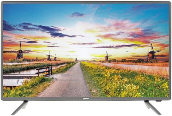 Телевизор LED 32 BBK 32LEM-1042/TS2C серебристый 1366x768 50 Гц SCART VGA USB