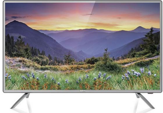 Телевизор LED 32 BBK 32LEX-5042/T2C черный 1366x768 50 Гц Wi-Fi Smart TV SCART VGA RJ-45