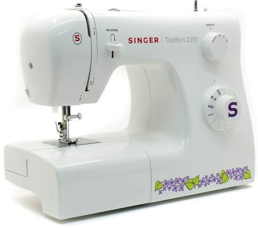 Швейная машина Singer Tradition 2350 белый