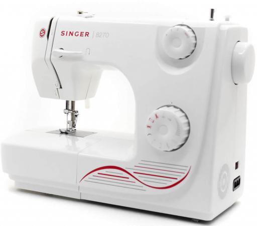 лучшая цена Швейная машина Singer 8270 белый