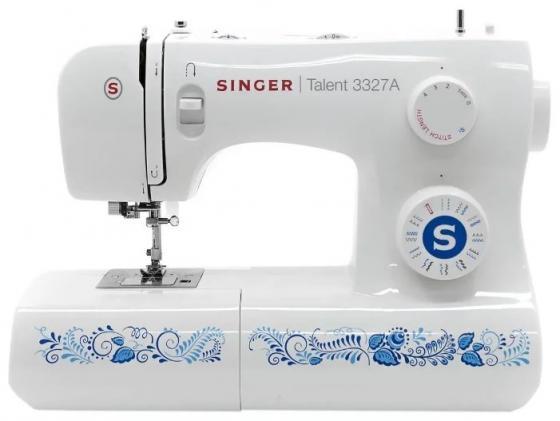 лучшая цена Швейная машина Singer Talent 3327A белый