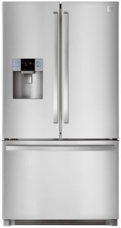 Холодильник Side by Side DAEWOO RF64EDG серебристый холодильник side by side samsung rs552nrua1j