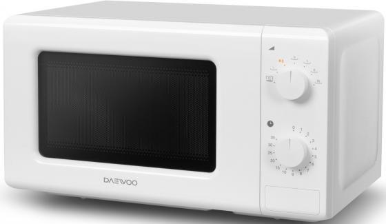 Микроволновая печь DAEWOO KOR-6617W 700 Вт белый цена