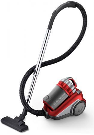 Пылесос DAEWOO RCH-210R сухая уборка красный