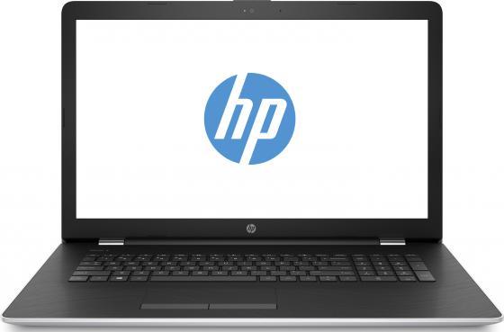 Ноутбук HP 17-bs104u 17.3 1600x900 Intel Core i5-8250U 1 Tb 128 Gb 6Gb AMD Radeon 530 2048 Мб серебристый Windows 10 Home 2PP84EA ноутбук hp 17 bs015ur 17 3 1600x900 intel core i5 7200u 1 tb 128 gb 8gb amd radeon 530 2048 мб серебристый windows 10 home 1zj33ea
