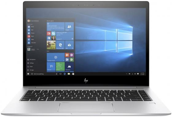 "Ноутбук HP EliteBook 1040 G4 14"" 3840x2160 Intel Core i7-7500U 256 Gb 8Gb Intel HD Graphics 620 серебристый Windows 10 Professional 1EP98EA ноутбук hp elitebook 820 g4 z2v85ea z2v85ea"