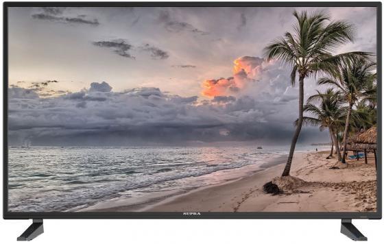Телевизор 40 Supra STV-LC40LT0050F черный 1920x1080 USB HDMI SCART VGA YPbPr supra stv lc40t440fl
