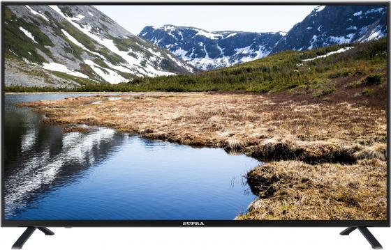 Телевизор LED 49 Supra STV-LC50LT0010F черный 1920x1080 50 Гц VGA жк телевизор supra 50