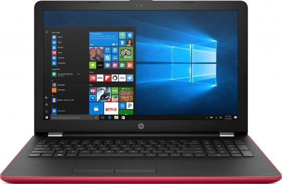 Ноутбук HP 15-bs593ur 15.6 1920x1080 Intel Pentium-N3710 500 Gb 4Gb Intel HD Graphics 405 красный Windows 10 Home 2PV94EA ноутбук hp 250 g5 pent n3710 1 6ghz 15 6 4gb ssd128gb dvd hd graphics 405 w10 home 64 w4n53ea