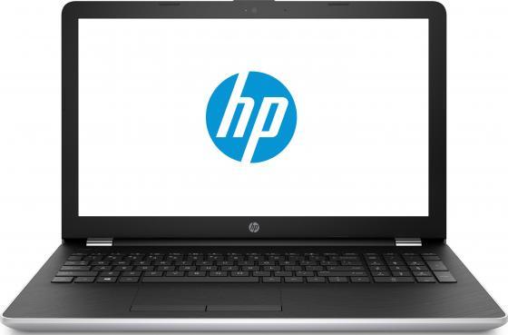 Ноутбук HP 15-bw601ur 15.6 1920x1080 AMD A6-9220 1 Tb 8Gb Radeon R4 серебристый DOS 2PZ18EA ноутбук hp 15 bs027ur 1zj93ea core i3 6006u 4gb 500gb 15 6 dvd dos black