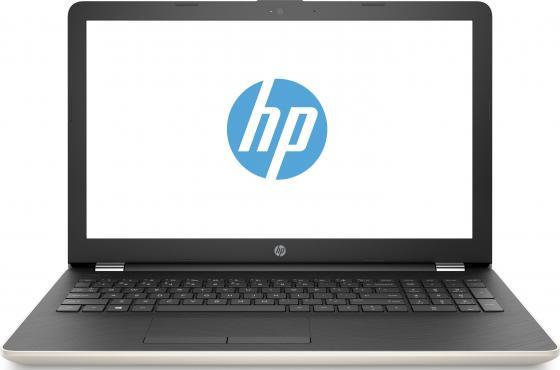 Ноутбук HP 15-bw602ur 15.6 1920x1080 AMD A6-9220 1 Tb 8Gb Radeon R4 золотистый DOS 2PZ19EA ноутбук hp 15 bs027ur 1zj93ea core i3 6006u 4gb 500gb 15 6 dvd dos black