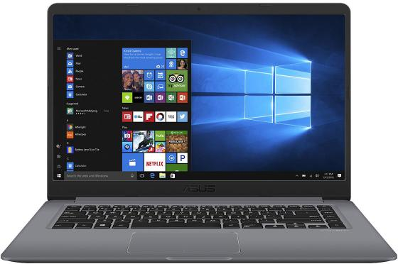 Ноутбук ASUS VivoBook 15 X510UQ-BQ627T 15.6 1920x1080 Intel Core i3-7100U 500 Gb 4Gb nVidia GeForce GT 940MX 2048 Мб серебристый Windows 10 Home 90NB0FM2-M09890 ноутбук dell inspiron 5558 15 6 1366x768 intel core i3 4005u 500gb 4gb nvidia geforce gt 920m 2048 мб серебристый windows 10 5558 7753