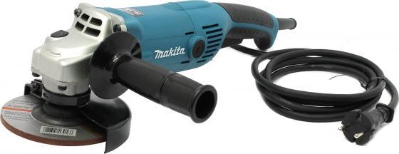 Углошлифовальная машина Makita GA5021 125 мм 1050 Вт утюг электролюкс 8060