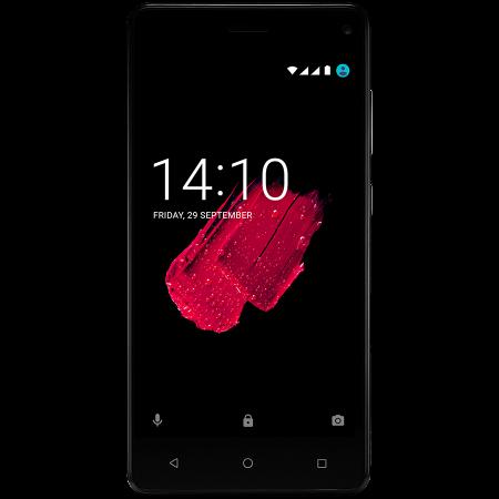 Смартфон Prestigio Grace P5 черный 5 8 Мб GPS 3G 5 0inch lcd display with touch panel screen matrix for prestigio geovision 5000 5055 5466 gps navon n670 free shipping