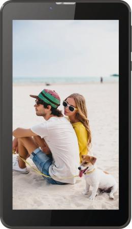 """Планшет Irbis TZ762 7"""" 8Gb черный Wi-Fi 3G Bluetooth LTE Android TZ762 irbis tz707 wi fi и 3g черный 8гб"""