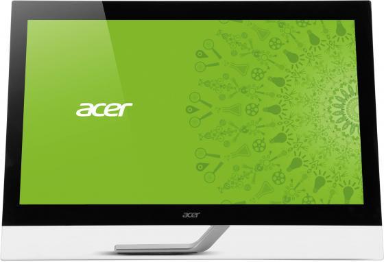 Монитор 27 Acer T272HLBMJJZ черный VA 1920x1080 300 cd/m^2 5 ms HDMI VGA USB UM.HT2EE.006 монитор жк acer v226hqlabmd 21 5 черный [um wv6ee a09]