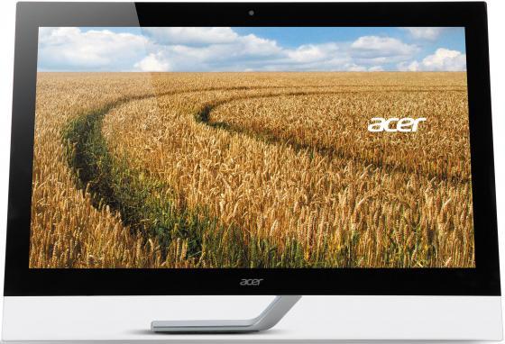 """МОНИТОР 27"""" Acer T272HULBMIDPCZ Black (AHVA, LED, Touch, 2560х1440, 5ms, 178°/178°, 350 cd/m, 100`000`000:1, +DVI, +DP, цена и фото"""