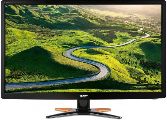 МОНИТОР 27 Acer GN276HLbid Black (LED, Wide, 1920x1080, 144Hz, 1ms, 170°/160°, 300 cd/m, 100`000`000:1, +DVI, +HDMI) wide angle digital 1 3mp cmos car dvr camcorder w hdmi tf black silver 2 0 tft lcd