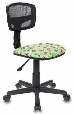 Кресло детское Бюрократ CH-299NX/DOLLS-GR зеленый куколки linvel 730w ch gr
