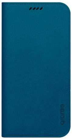 Чехол для Galaxy A7 2017 Designed for Mustang Diary синий GP-A720KDCFAAA
