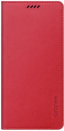 Чехол Samsung для Samsung Galaxy Note 8 designed for Samsung Mustang Diary красный GP-N950KDCFAAE