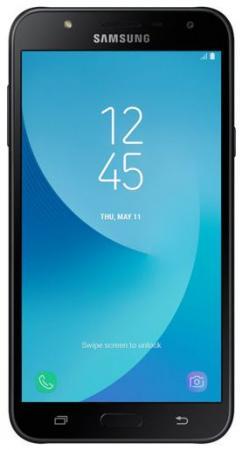 Смартфон Samsung Galaxy J7 Neo черный 5.5 16 Гб LTE Wi-Fi GPS 3G 4G SM-J701FZKDSER смартфон digma s505 3g vox черный