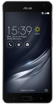 Смартфон ASUS ZenFone AR ZS571KL черный 5.7 128 Гб NFC LTE Wi-Fi GPS 3G 90AK0021-M00670 смартфон asus zenfone live zb501kl золотистый 5 32 гб lte wi fi gps 3g 90ak0072 m00140