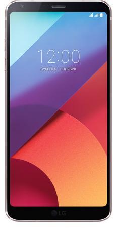 Смартфон LG G6 золотистый 5.7 32 Гб NFC LTE Wi-Fi GPS 3G LGH870S.ACISGD смартфон lg q7 синий 5 5 32 гб lte nfc wi fi gps 3g lmq610nm acisbl page 3