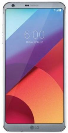 Смартфон LG G6 платина 5.7 32 Гб GPS Wi-Fi LTE 3G смартфон meizu m6 note золотистый 5 5 16 гб lte wi fi gps