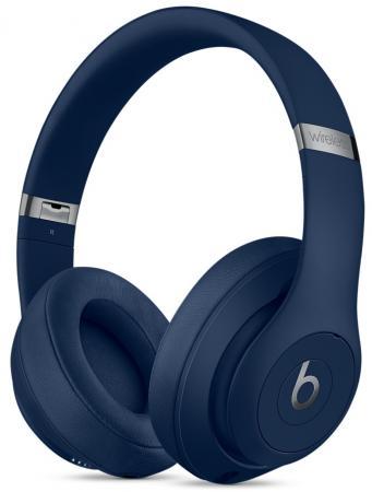 Наушники Apple Beats Studio3 синий MQCY2ZE/A акустическая система beats pill 2 0 темно синий