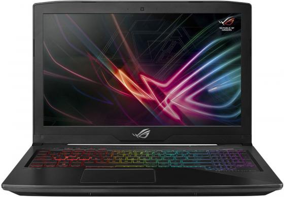 Ноутбук ASUS ROG HERO GL503VD 15.6 1920x1080 Intel Core i7-7700HQ 1 Tb 128 Gb 8Gb nVidia GeForce GTX 1050 4096 Мб черный Windows 10 Home 90NB0GQ4-M03910 ноутбук acer predator triton 700 pt715 51 78su 15 6 1920x1080 intel core i7 7700hq nh q2ker 003
