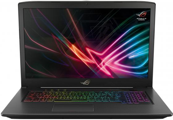 Ноутбук ASUS ROG SCAR Edition GL503VS-EI016T 15.6 1920x1080 Intel Core i7-7700HQ 1 Tb 256 Gb 32Gb nVidia GeForce GTX 1070 8192 Мб черный Windows 10 Home 90NR0G51-M00680 ноутбук lenovo legion y920 17ikb 17 3 1920x1080 intel core i7 7820hk 2 tb 1024 gb 32gb nvidia geforce gtx 1070 8192 мб черный windows 10 home 80yw000ark
