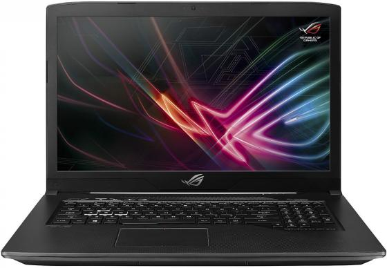 Ноутбук ASUS ROG SCAR Edition GL703VD-EE108T 17.3 1920x1080 Intel Core i7-7700HQ 1 Tb 128 Gb 8Gb nVidia GeForce GTX 1050 4096 Мб черный Windows 10 Home 90NB0GM1-M01690 ноутбук asus rog g752vs core i7 7820hk 2 9ghz 64gb 2tb ssd2x256gb nv gtx1070 w10 home 90nb0d71 m07090