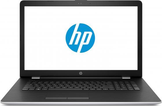 """Ноутбук HP 17-bs028ur 17.3"""" 1600x900 Intel Pentium-N3710 1 Tb 4Gb Wi-Fi AMD Radeon 520 2048 Мб серебристый DOS 2CS57EA цена и фото"""