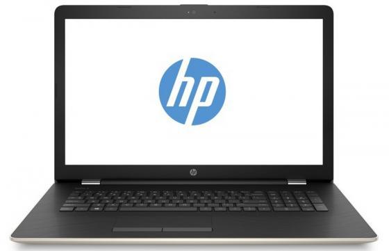 "Ноутбук HP 17-bs103ur 17.3"" 1600x900 Intel Core i5-8250U 1 Tb 128 Gb 6Gb AMD Radeon 530 2048 Мб золотистый Windows 10 Home 2PP83EA"