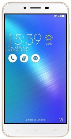 Смартфон ASUS ZenFone 3 Max ZC553KL золотистый 5.5 16 Мб 3G GPS Wi-Fi LTE 4G 90AX00D1-M01770 смартфон asus zenfone zf3 laser zc551kl золотистый 5 5 32 гб wi fi lte gps 3g 90az01b2 m00050