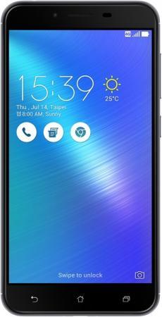 Смартфон ASUS ZenFone 3 Max ZC553KL серый 5.5 16 Гб LTE Wi-Fi GPS 3G 90AX00D2-M01780 смартфон alcatel 1x 5059d серый 5 3 16 гб lte wi fi gps 3g 5059d 2aalru1