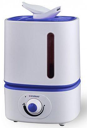 Увлажнитель воздуха ENDEVER Oasis 170 белый синий