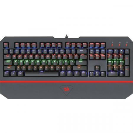 лучшая цена Клавиатура проводная Defender Redragon Andromeda USB черный