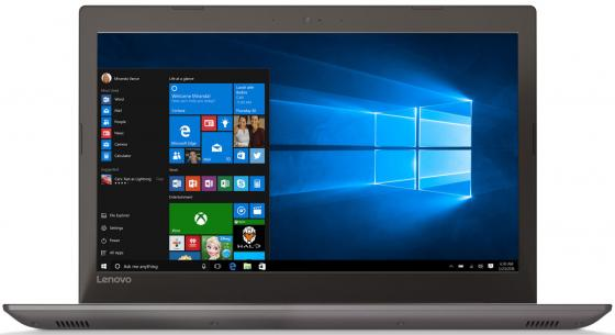 Ноутбук Lenovo IdeaPad 520-15 15.6 1920x1080 Intel Core i7-7500U 1 Tb 128 Gb 8Gb nVidia GeForce GT 930MX 2048 Мб серый DOS 80YL00TXRU ноутбук lenovo deapad 310 15 6 1920x1080 intel core i3 6100u 500gb 4gb nvidia geforce gt 920mx 2048 мб серебристый windows 10 80sm00vqrk