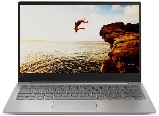 Ноутбук Lenovo IdeaPad 320S-13 13.3 1920x1080 Intel Core i3-7100U 128 Gb 4Gb Intel HD Graphics 620 серый DOS 81AK009XRU ноутбук lenovo ideapad 320s 13 81ak009wru