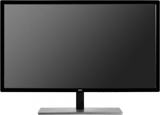 Монитор 32 AOC Q3279VWF черный серебристый MVA 2560x1440 250 cd/m^2 5 ms DVI-D HDMI DisplayPort VGA Аудио
