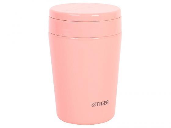 Термоконтейнер TIGER (Китай) MCL-A038 PC 0,38л розовый