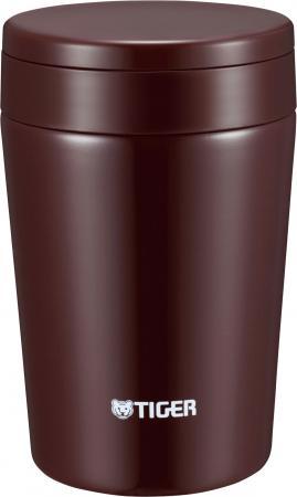 Термоконтейнер TIGER (Китай) MCL-A038 0,38л коричневый
