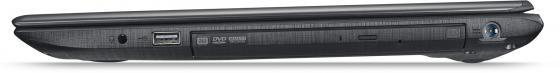 """Ноутбук Acer Aspire E5-576G-39S8 15.6"""" 1920x1080 Intel Core i3-6006U 1 Tb 128 Gb 8Gb nVidia GeForce GT 940MX 2048 Мб черный Linux NX.GTZER.004"""