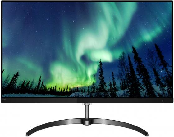 Монитор 27 Philips 276E8FJAB/00 черный IPS 2560x1440 350 cd/m^2 4 ms (G-t-G) HDMI VGA DisplayPort Аудио reiff t cd аудио adventures