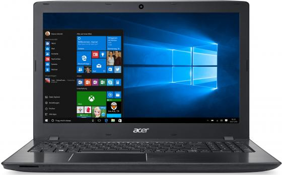 Ноутбук Acer Aspire E5-576G-56MD 15.6 1920x1080 Intel Core i5-7200U 1 Tb 6Gb nVidia GeForce GT 940MX 2048 Мб черный Windows 10 Home NX.GTZER.040 nbmny11002 nb mny11 002 for acer aspire e5 511 laptop motherboard z5wal la b211p n2940 cpu ddr3l